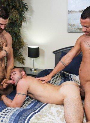 Sporty Hunk Mario Costa,Tommy Defendi,Braxton Smith,