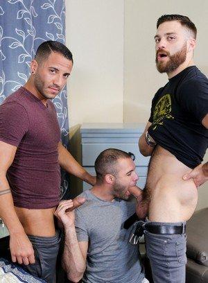 Sexy Gay Mario Costa,Tommy Defendi,Braxton Smith,