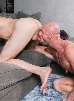 Seductive Man Andy Banks,Mitch Vaughn,