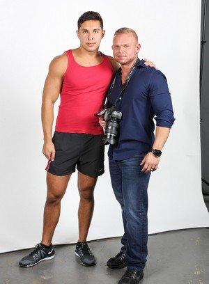 Sexy Dude Seth Santoro,Daxton Ryder,