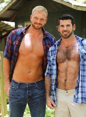 Hot Gay Billy Santoro,Josh Peters,