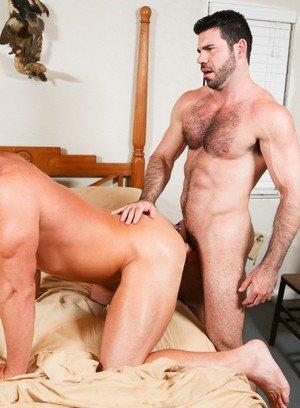 Hunky Gay Billy Santoro,Josh Peters,