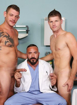 Big Dicked Gay Alessio Romero,Peter Fields,Jace Chambers,