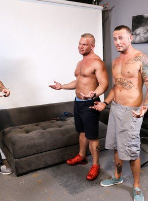 Cock Hungry Dude Alejandro Fusco,Marxel Rios,Daxton Ryder,