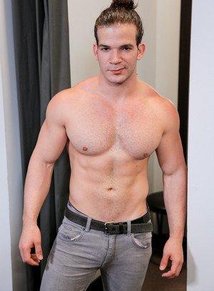 Sexy Guy Kory Houston,Angel Rock,