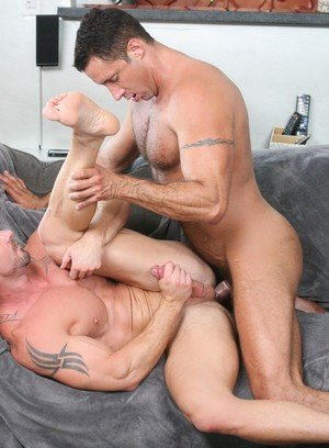 Naked Gay Mitch Vaughn,Nick Capra,