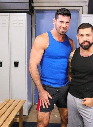 Hot Gay Billy Santoro,Alessandro Del Toro,
