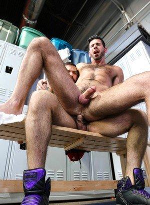Naked Gay Billy Santoro,Alessandro Del Toro,