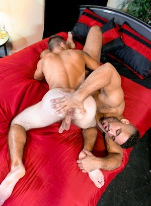 Seductive Man Dimitri Kane,Trey Turner,