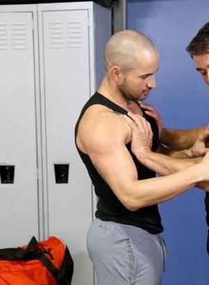 Sexy Dude Alex Torres,Armando De Armas,