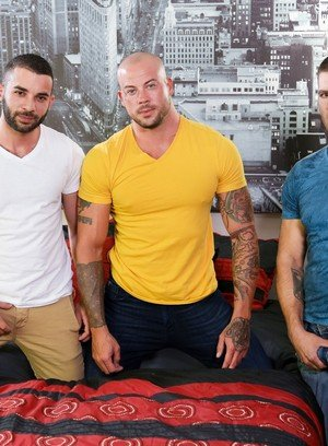 Hot Guy Sean Duran,Fernando Del Rio,Caleb Troy,