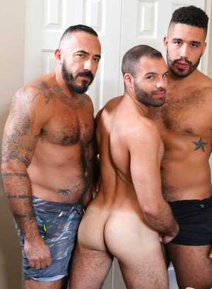 Big Dicked Gay Braxton Smith,Alessio Romero,Trey Turner,