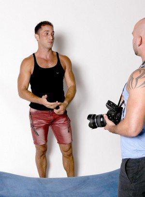 Hot Guy Armando De Armas,Brayden Allen,