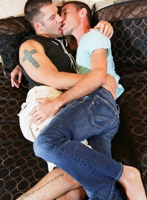 Hot Gay Caleb Troy,Brett Bradley,