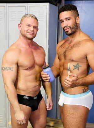 Hot Gay Daxton Ryder,Trey Turner,