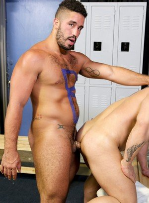 Hunky Gay Daxton Ryder,Trey Turner,