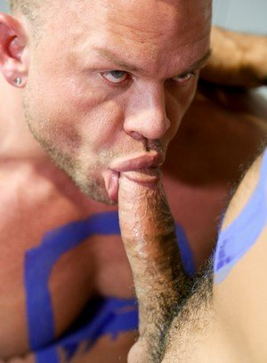 Seductive Man Daxton Ryder,Trey Turner,