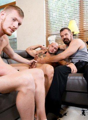 Hot Guy Max Sargent,Billy Warren,Brayden Allen,