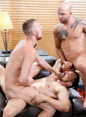 Cocky Boy Brayden Allen,Billy Warren,Max Sargent,
