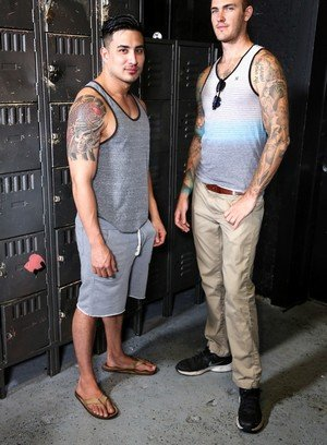 Big Dicked Gay Christian Wilde,Hunter Vance,