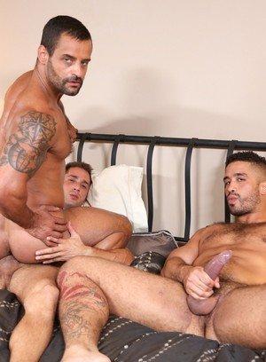 Horny Trey Turner,Armando De Armas,David Benjamin,