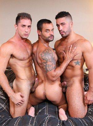 Big Dicked Trey Turner,Armando De Armas,David Benjamin,