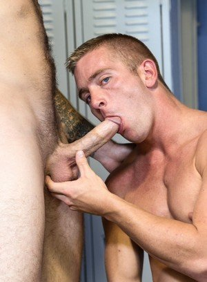 Handsome Guy Scott Riley,Christian Wilde,