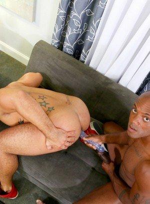 Naked Gay Trey Turner,Osiris Blade,
