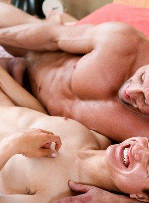 Horny Myles Landon,Josh Hunter,