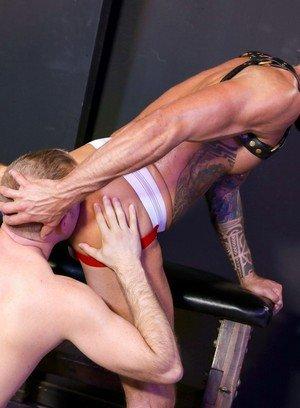 Naked Gay Daniel Duress,Dolf Dietrich,