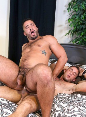 Sexy and confident Trey Turner,Armando De Armas,