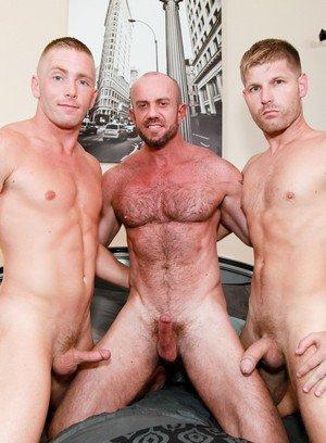 Hot Guy Matt Stevens,Peter Fields,Scott Riley,
