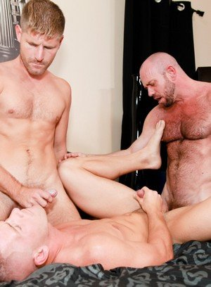 Hunky Gay Scott Riley,Peter Fields,Matt Stevens,