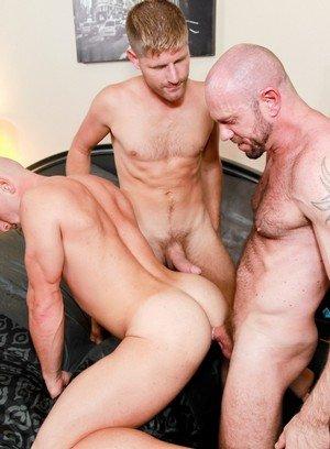 Cute Gay Scott Riley,Peter Fields,Matt Stevens,