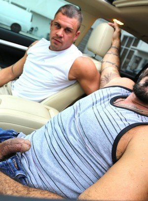 Sexy Dude Darin Silvers,Alessio Romero,