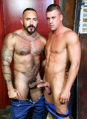 Hot Gay Darin Silvers,Alessio Romero,