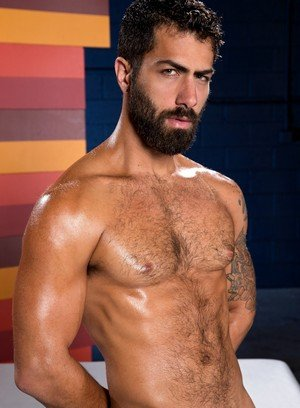 Hot Guy Adam Ramzi,Mark Sanz,