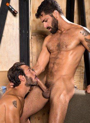 Handsome Guy Mark Sanz,Adam Ramzi,