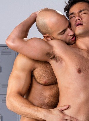 Hot Lover Sean Zevran,Eli Lewis,