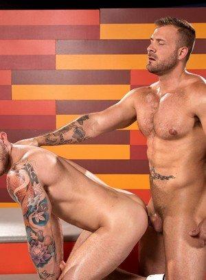 Hunky Gay Skippy Baxter,Austin Wolf,