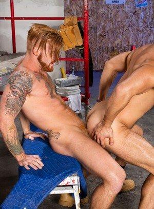 Hunky Gay Bennett Anthony,Adam Ramzi,