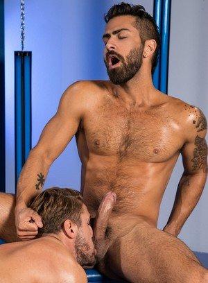 Handsome Guy Adam Ramzi,Wesley Woods,