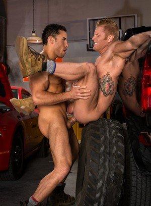 Hunky Gay Ricky Decker,