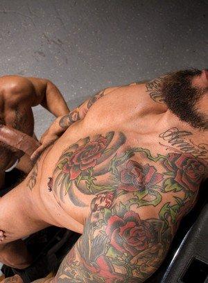 Seductive Man Boomer Banks,Bruno Bernal,
