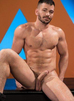 Sexy Dude Sebastian Kross,Brogan Reed,