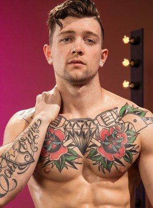 Sexy Gay Sebastian Kross,Brogan Reed,