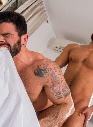 Hunky Gay Gabriel Taurus,Mario Domenech,