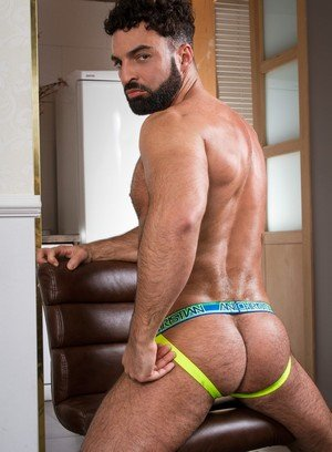 Hot Gay Antonio Miracle,Abraham Al Malek,