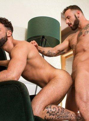 Hot Lover Abraham Al Malek,Antonio Miracle,