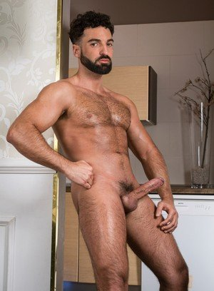Cock Hungry Dude Antonio Miracle,Abraham Al Malek,
